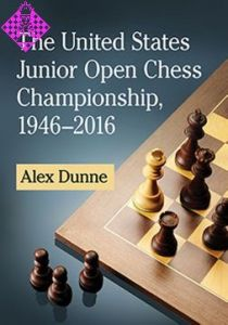 The US Junior Open Chess Championship