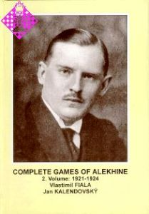 Complete Games of Alekhine