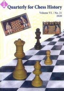 Quarterly for Chess History, Vol. 6, No. 21