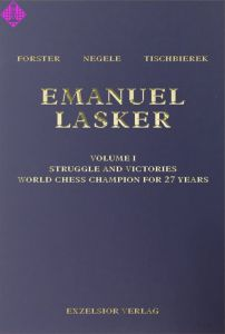 Emanuel Lasker - vol. 1