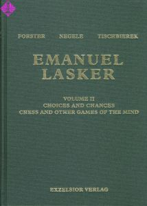 Emanuel Lasker - vol. 2