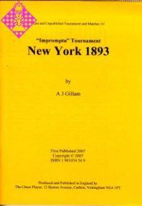 New York 1893
