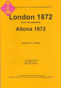 London 1872, Altona 1872