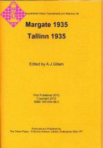 Margate 1935, Tallinn 1935