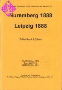 Nuremberg 1888; Leipzig 1888