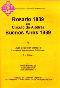 Rosario 1939 and Circulo de Ajedrez, Buenos Aires