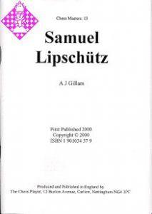 Samuel Lipschütz
