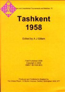 Tashkent 1958