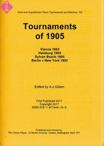 Tournaments of 1905