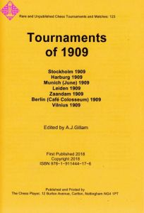 Tournaments of 1909