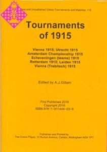 Tournaments of 1915