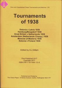 Tournaments of 1938