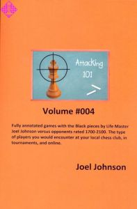 Attacking 101 Vol. # 004