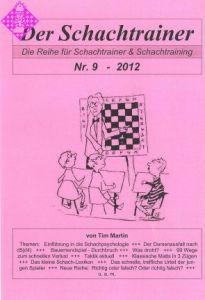 Der Schachtrainer Nr. 9 - 2012