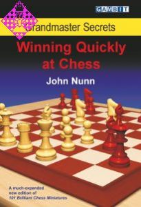Winning Quickly at Chess