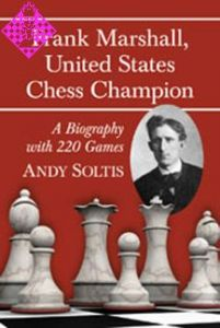 Frank Marshall, United States Chess Champion