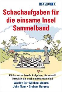 Schachaufgaben für die einsame Insel