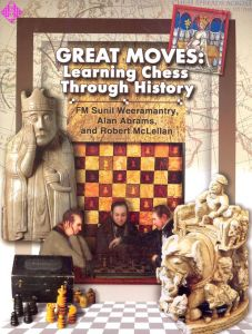 Great Moves: Learning Chess Through History