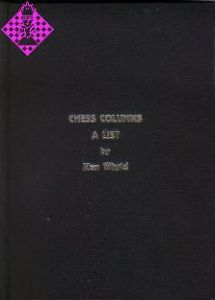 Chess Columns