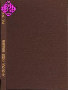 American Chess Bulletin 1934