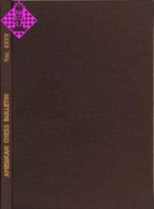 American Chess Bulletin 1938