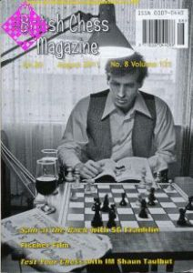 British Chess Magazine August 2011