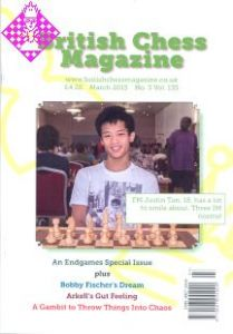 British Chess Magazine - March 2015