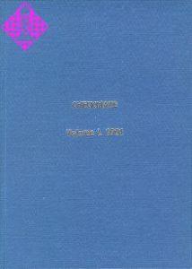 Checkmate (Canada) 1901 Vol. I