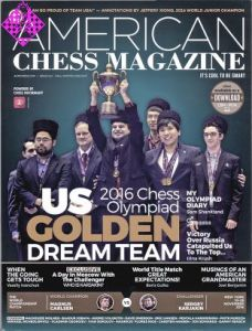 American Chess Magazine - Issue No. 1