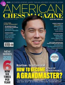 American Chess Magazine - Issue No. 10