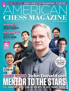 American Chess Magazine - Issue 14/15