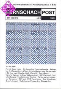 Fernschachpost 4/2010