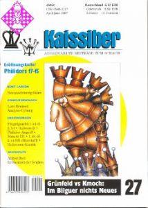 Kaissiber 27 27