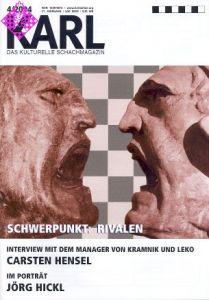 Karl - Die Kulturelle Schachzeitung 2004/4