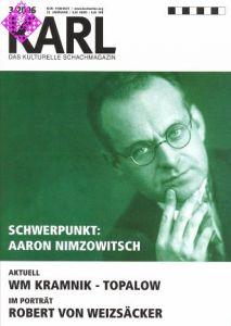 Karl - Die Kulturelle Schachzeitung 2006/3
