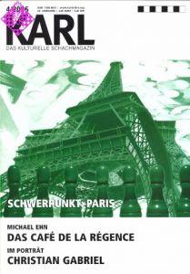 Karl - Die Kulturelle Schachzeitung 2006/4