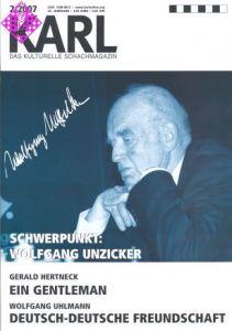 Karl - Die Kulturelle Schachzeitung 2007/2
