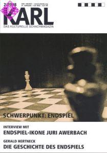 Karl - Die Kulturelle Schachzeitung 2008/2