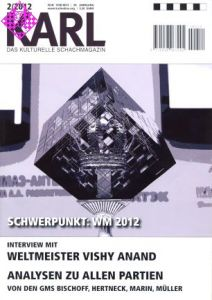Karl - Die Kulturelle Schachzeitung 2012/2