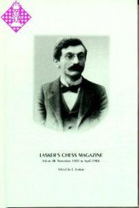 Lasker's Chess Magazine Vol. III
