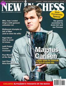 New in Chess Magazine 2018/8