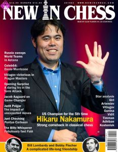 New in Chess Magazine 2019/3