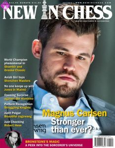 New in Chess Magazine 2019/4