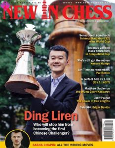 New in Chess Magazine 2019/7