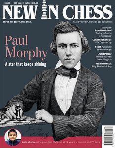 New in Chess Magazine 2021/5