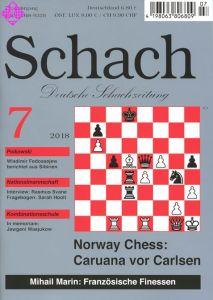Schach 7 / 2018