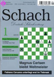 Schach 01 / 2019