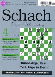 Schach 04 / 2019