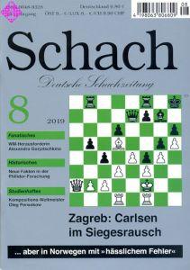Schach 08 / 2019