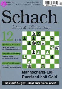 Schach 12 / 2019